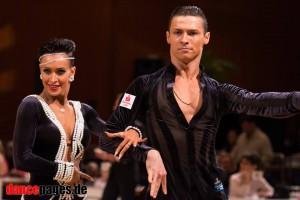 Marius-Andrei Balan - Khrystyna Moshenska. © Dancepages