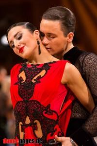 Maxim Stepanov - Ksenya Rybina. © Dancepages
