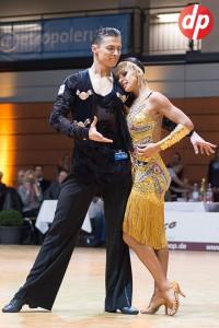 Marius-Andrei Balan & Khrystyna Moshenska. © DancePages