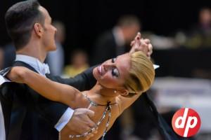 Simone Segatori & Annette Sudol. © DancePages
