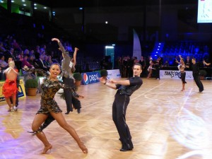 2nd Round AOC Risingstars Latin Foto: (c) Tanztrend